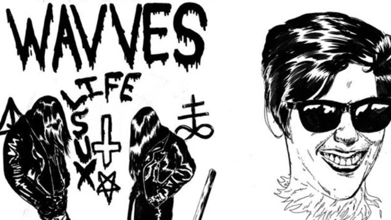 Illustration for article titled Wavves announces new album, new label, increased levels of ambition