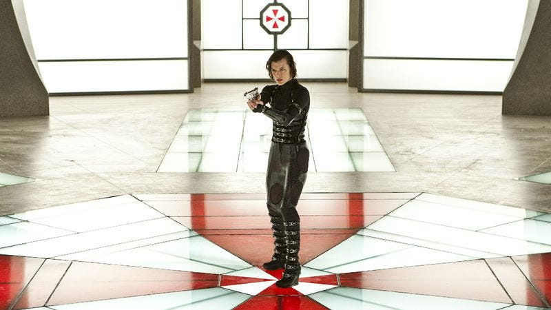 Illustration for article titled Resident Evil: Retribution