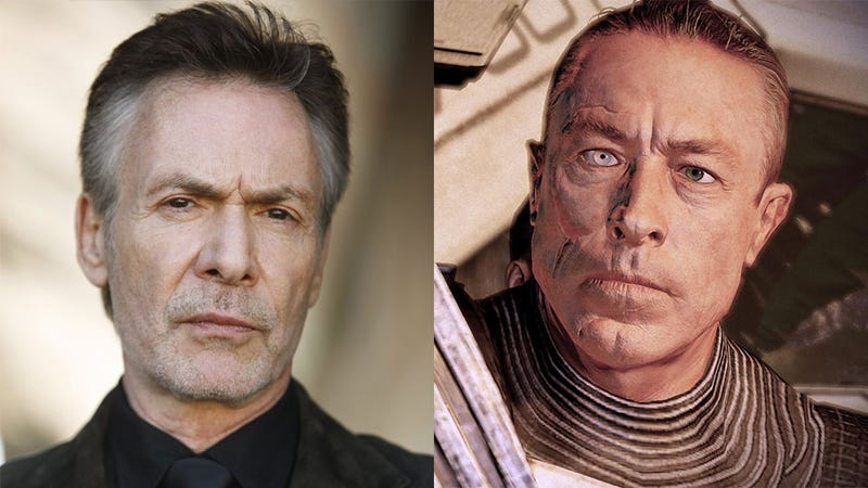 Illustration for article titled Mass Effect, Dragon Age Actor Passes Away At Age 61