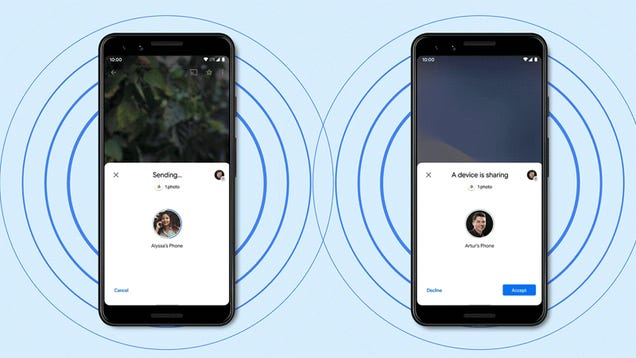 How Android s Nearby Share Compares to Apple s AirDrop