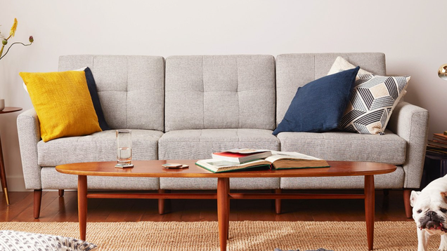 Save Up To 500 On Burrows Direct To Consumer Couches For A