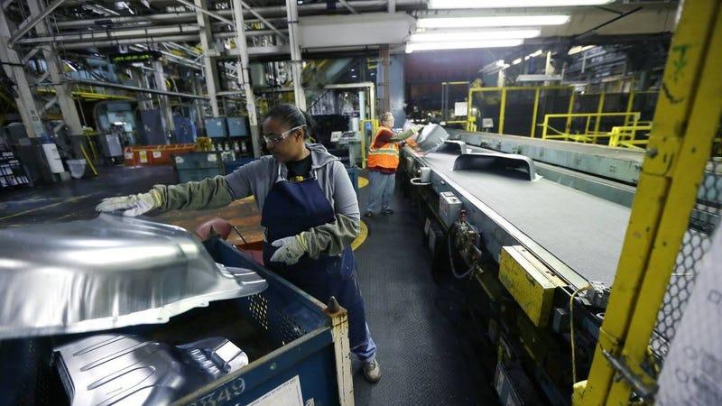 UAW Calls For Strike Against GM