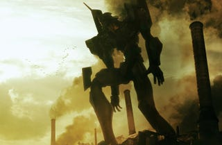 Illustration for article titled Pacific Rim =/= Evangelion, sort of