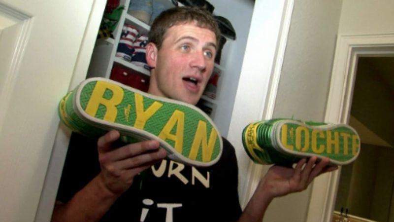 What Would Ryan Lochte Do? (Screenshot: E!)