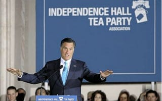 Mitt Romney(Steven M. Falk/Philadelphia Inquirer)