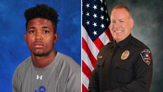 Christian Taylor; Brad MillerTwitter; Arlington, Texas, Police Department