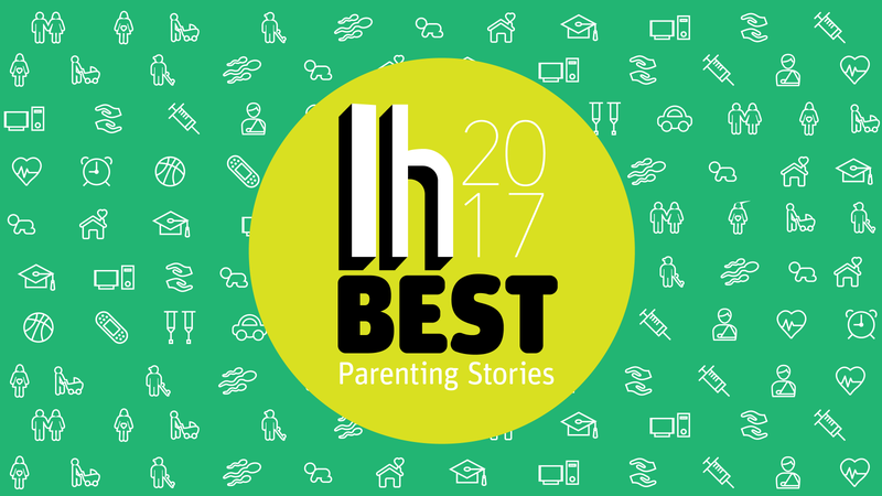 Illustration for article titled The Best Parenting Stories of 2017