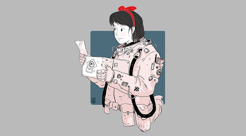Illustration for article titled Kiki's Deep Space Delivery Service