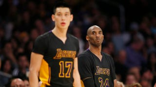 Illustration for article titled Jeremy Lin Wishes Kobe Would Let Him Shoot A Game-Winner