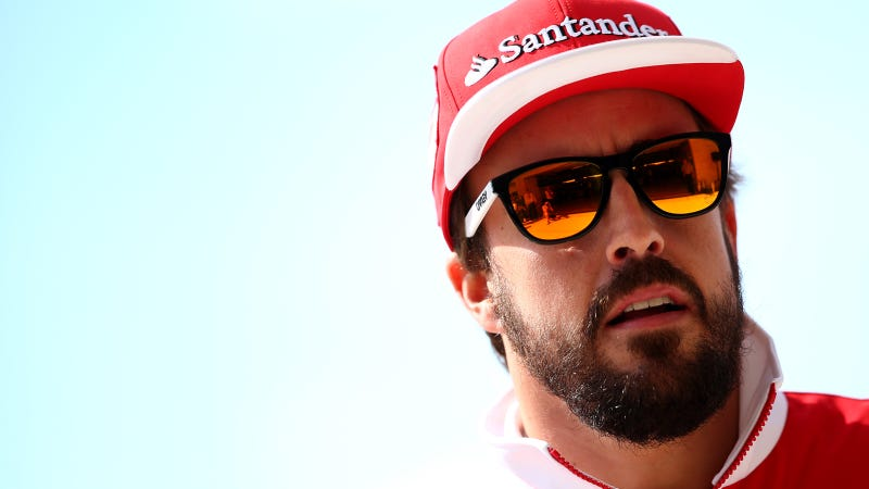 Illustration for article titled Fernando Alonso: No, I Did Not Buy Marussia For A Dollar