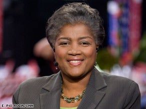 Illustration for article titled Election 2008: Where In The World Was Donna Brazile?