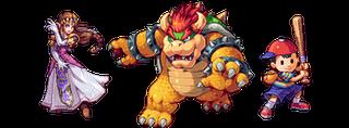 Illustration for article titled Estos dibujosnos hacen soñar con una versión de Smash Brosen pixel art