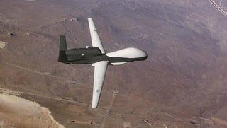Illustration for article titled Megfigyelő drónokat küldött az USA Japánba