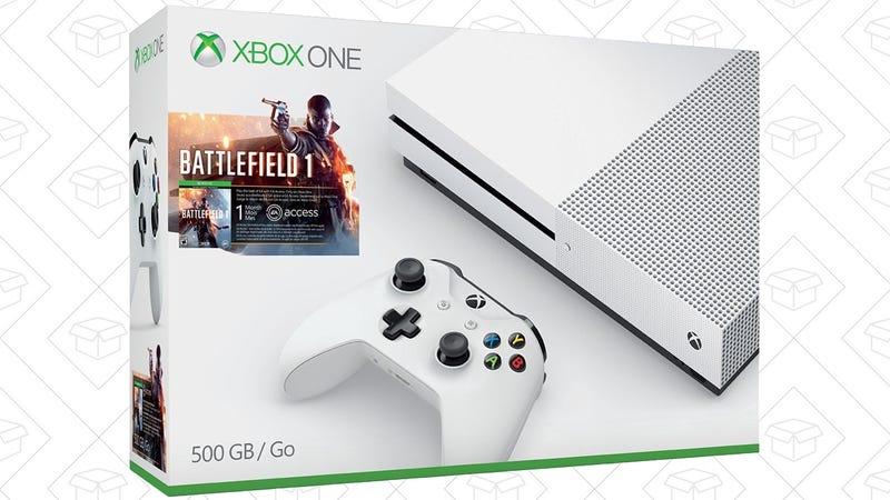 Xbox One S 500GB Bundle, $249