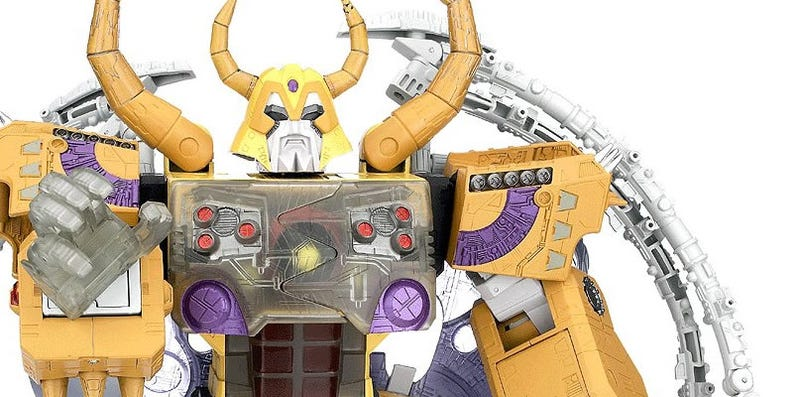 Illustration for article titled #2: Unicron