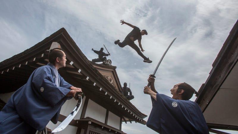 Illustration for article titled Japón no para de recibir solicitudes de gente que quiere ser ninja por culpa de un rumor en Internet