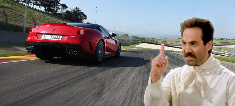 Illustration for article titled Petition To Import Ferrari 599 GTOs Shows Absurdity Of US Import Laws