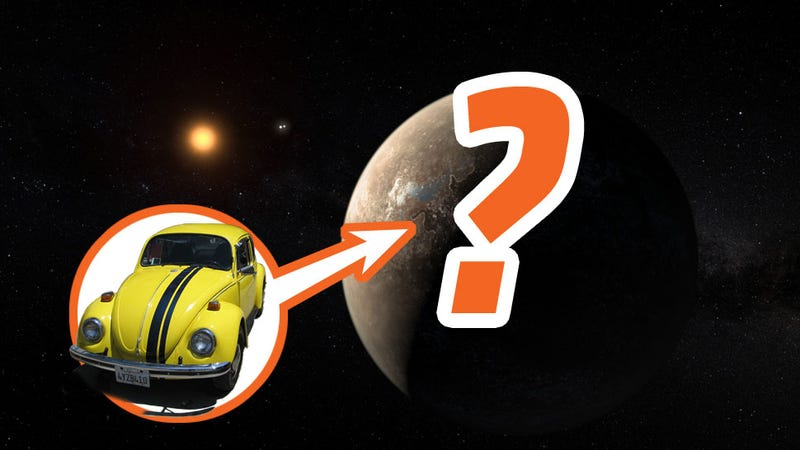 Illustration for article titled Why We Can't Tell How Your Car Will Perform On ThatNew Earth-Like Exoplanet