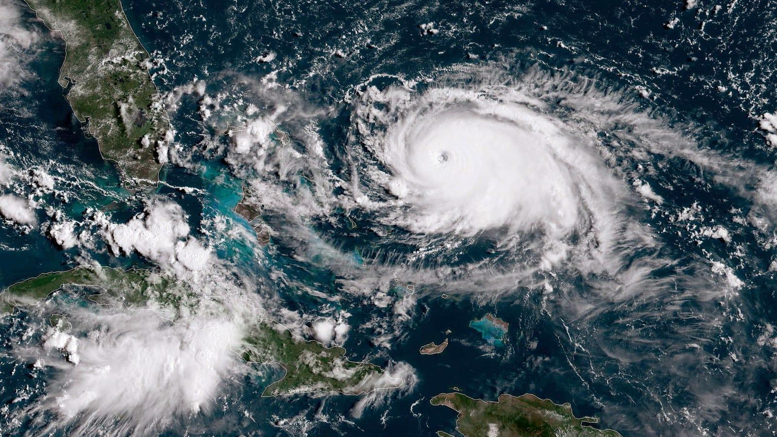 How to Stream Hurricane Dorian News