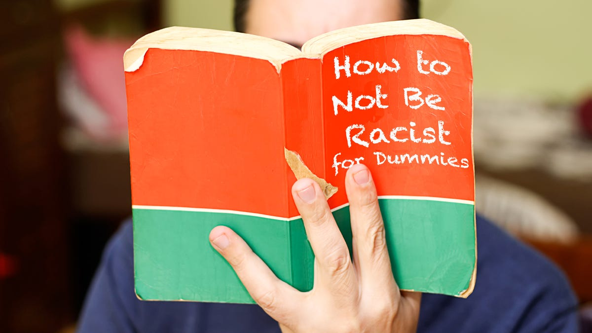 The Unofficial Guide to Whitesplaining Racism