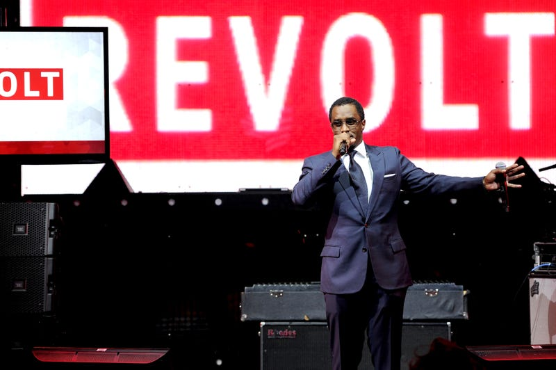 White Male Producers Claim Reverse Racism In Suit Against Diddy's Revolt TV