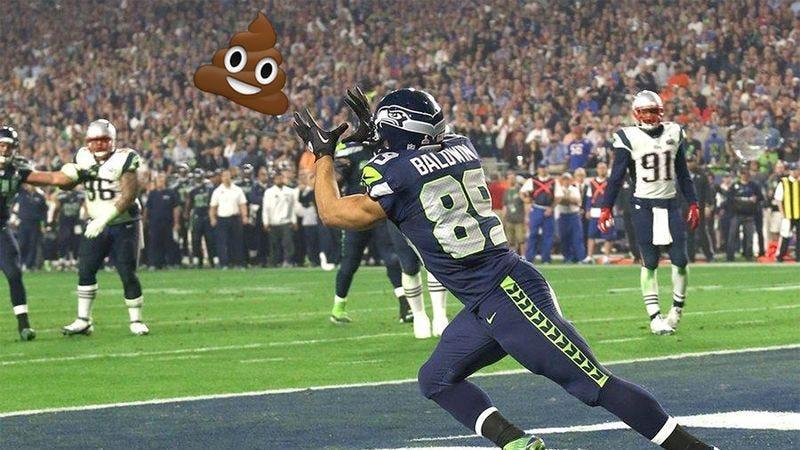4cd68a428 Doug Baldwin catches a touchdown poop in Super Bowl XLIX. (Original photo  Seattle  Seahawks)