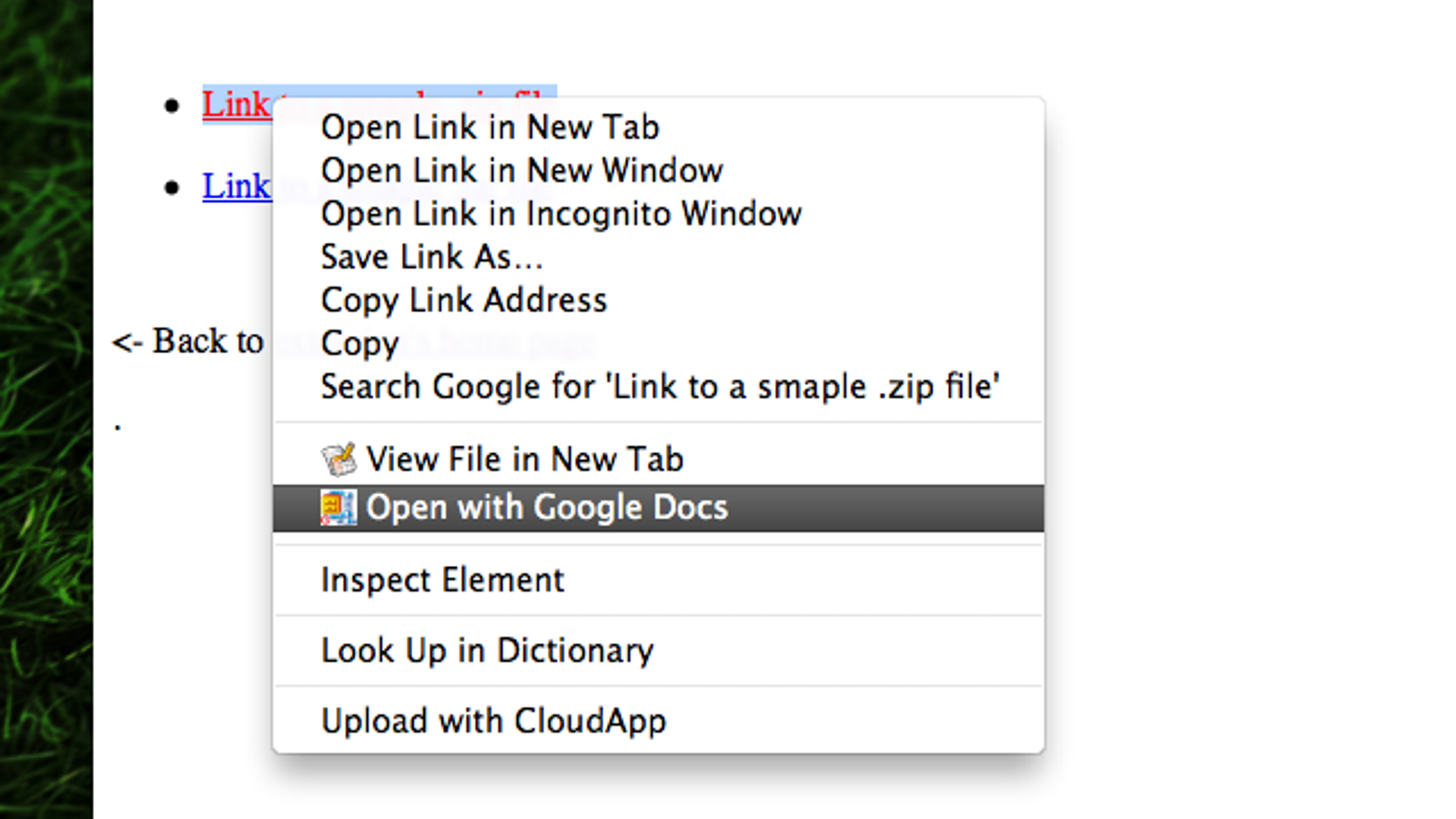 View Zip And Rar Files In Google Docs With This Handy Extension
