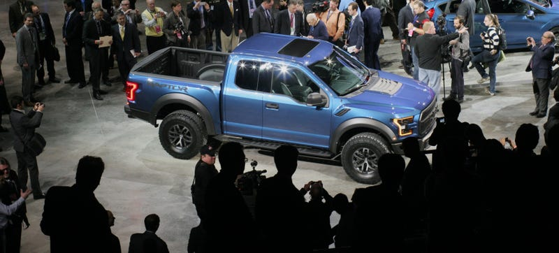 Illustration for article titled 2017 Ford Raptor: The Only Question That Matters