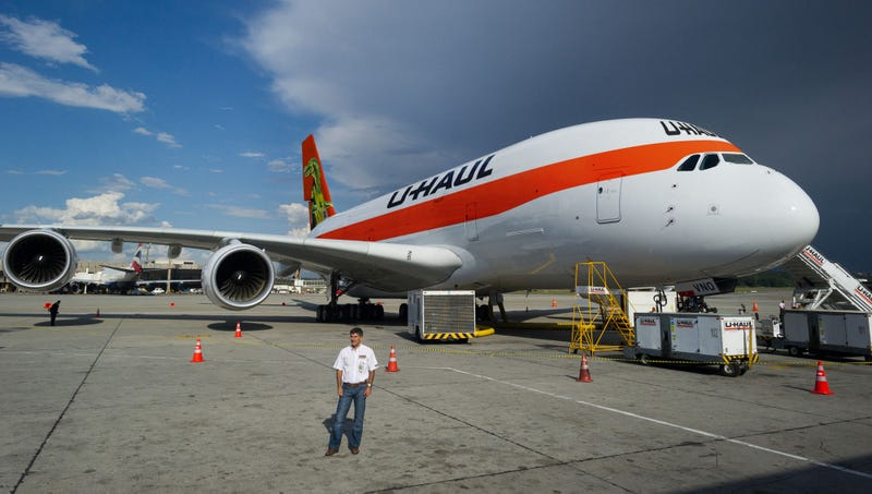 Illustration for article titled After A String Of Accidents, U-Haul Announces Closure Of Aircraft Division