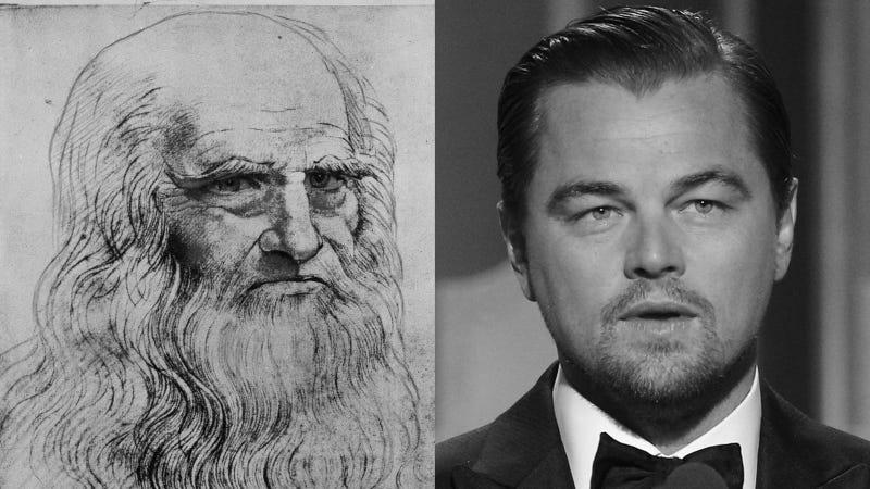 Leonardo Dicaprio Zu Spielen Leonardo Da Vinci 20 Jahre Nach Dem