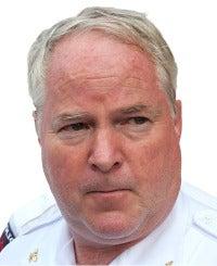 Thomas JacksonChief Of Police, Ferguson Police Department