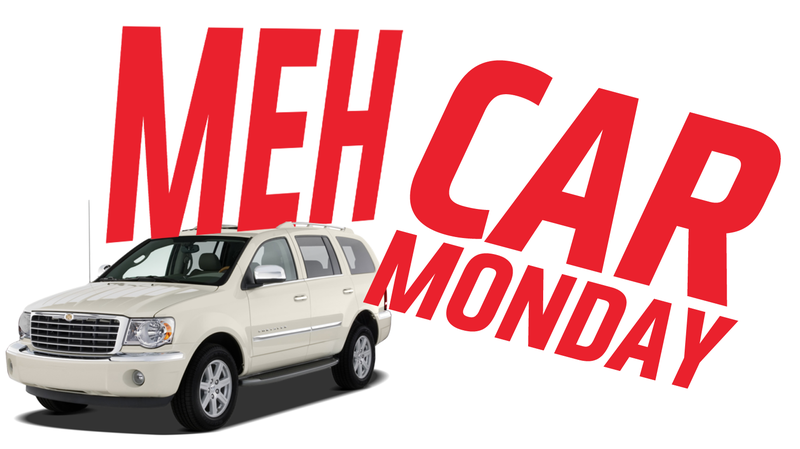 Illustration for article titled Meh Car Monday: I Bet You Totally Forgot About The Chrysler Aspen