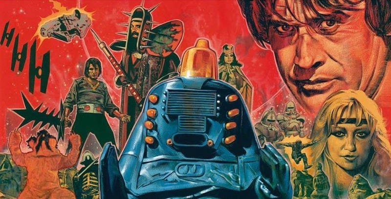 Detail from the new Turkish Star Wars poster by Graham Humphreys.