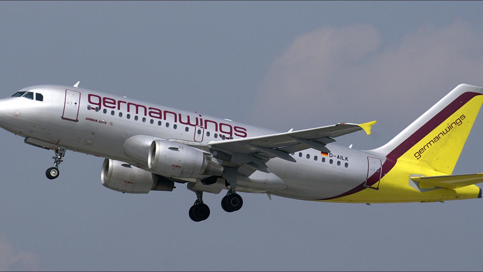 Se estrella en Francia un avión con 150 personas que partió de Barcelona