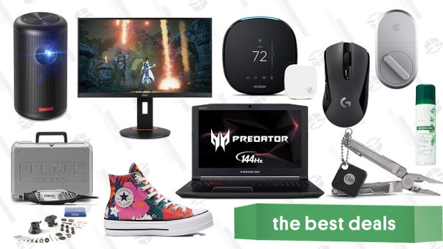 Tuesday s Best Deals: Wayfair, Gaming Gold Box, Tile Pro, Nebula Capsule II, and More