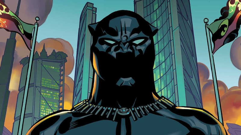 Illustration for article titled We're Getting a New Black Panther Comic, and It Sounds Absolutely Incredible