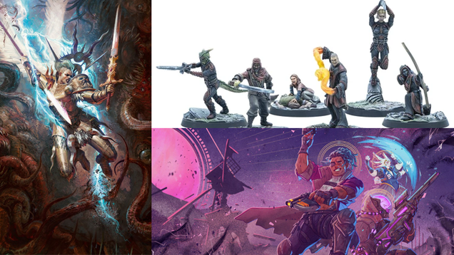 Magic Meets Dungeons & Dragons, Age of Sigmar s New Edition, and More Tabletop News