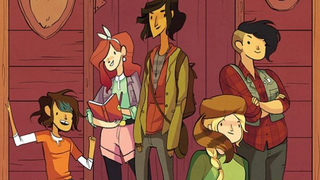 Illustration for article titled Lumberjanes Is Being Turned Into A Live-Action Movie!