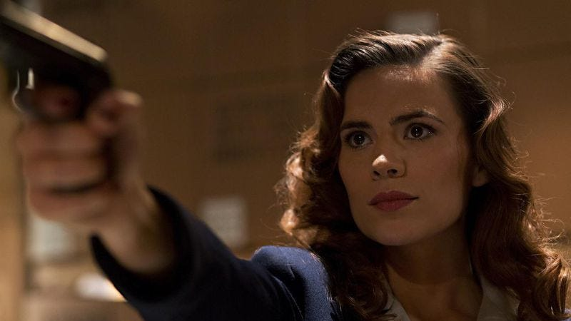 Illustration for article titled Marvel might also be making an Agent Carter TV show
