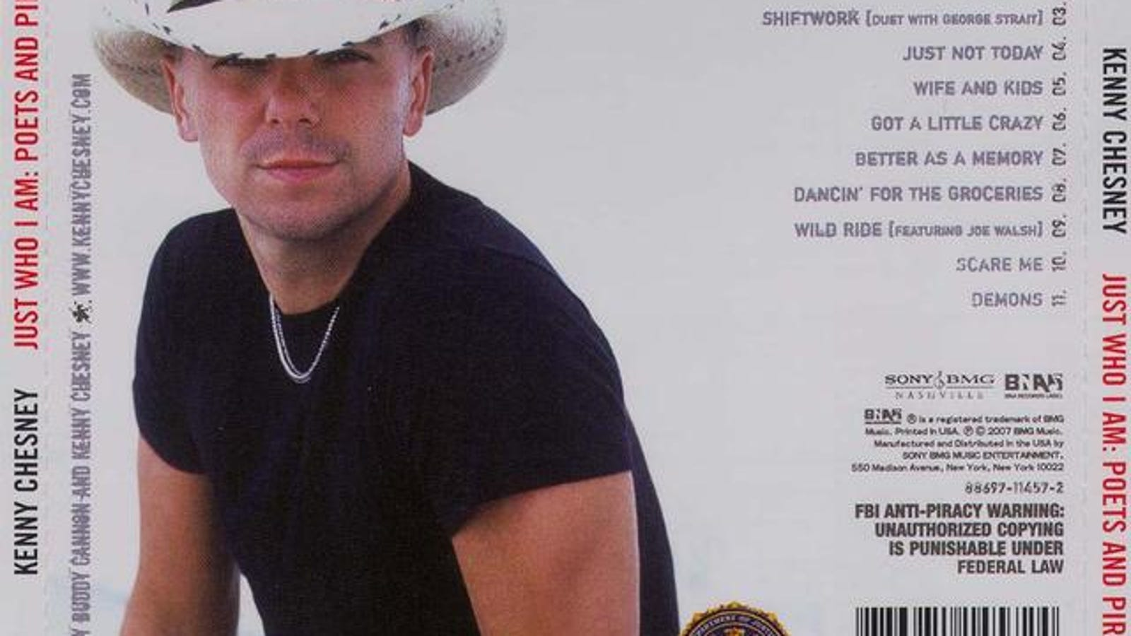Redskins Force Kenny Chesney Upon Season Ticket Holders