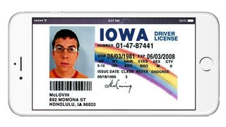 Illustration for article titled Iowa Is Going To Let You Use a Smartphone As Your Driver's License