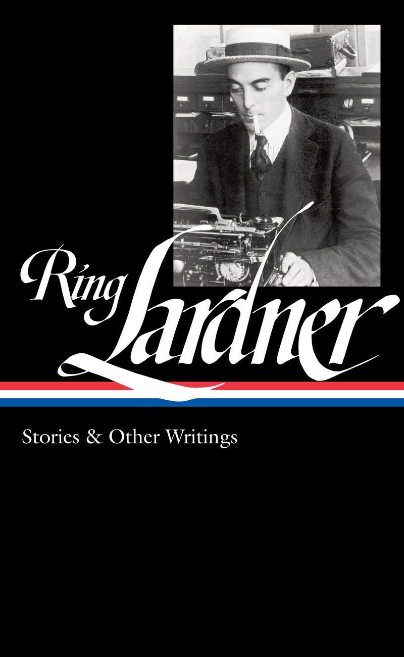Illustration for article titled The Forgotten Genius of Ring Lardner
