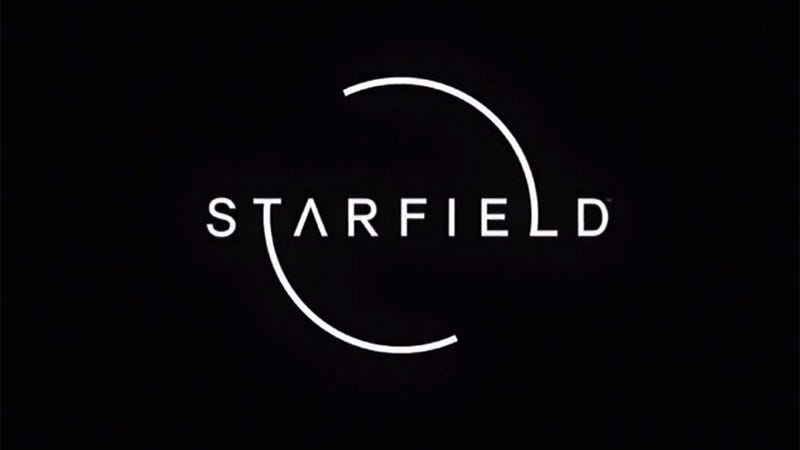 Illustration for article titled Bethesda's Next Singleplayer RPG Is Starfield, A Sci-Fi Game