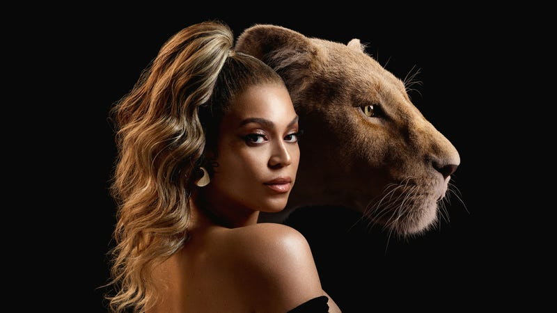 """Spirit"" by Beyoncé Knowles-Carter"