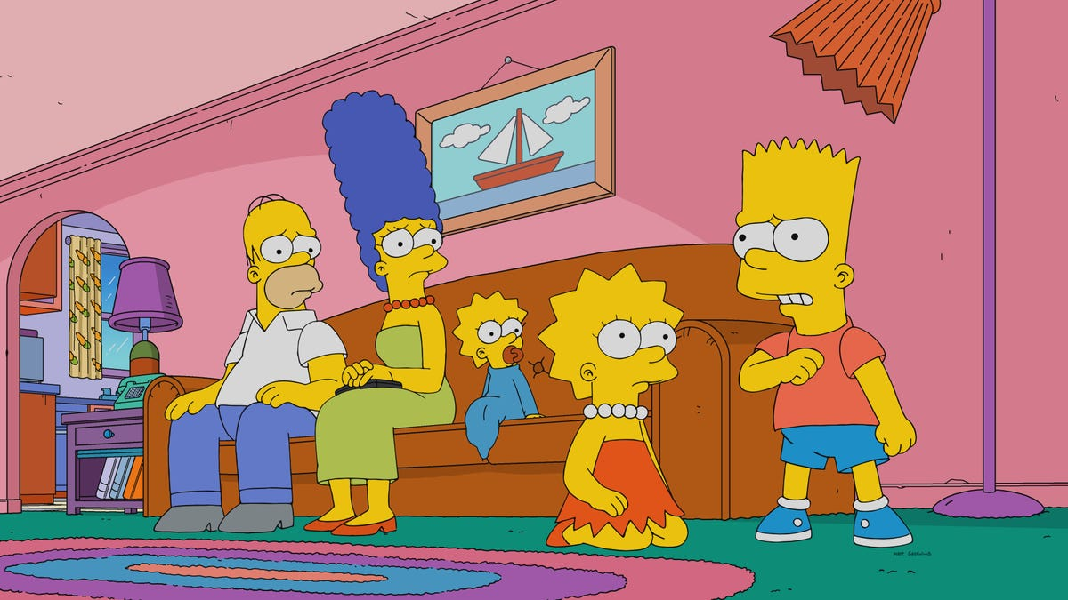 A fitfully funny Simpsons comes tantalizingly close to takeoff