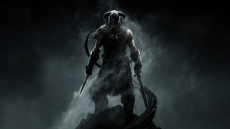 "Illustration for article titled Skyrim Developers Trademark ""Fus Roh Dah"""