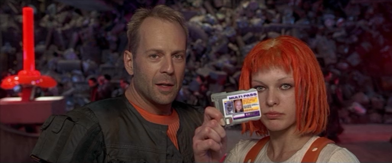 Illustration for article titled The Fifth Element Is Starting to Come True