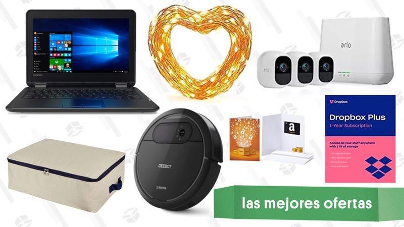 Illustration for article titled Las mejores ofertas de este lunes: Dropbox Plus, sistemas de seguridad, rebajas del 4 de julio y más