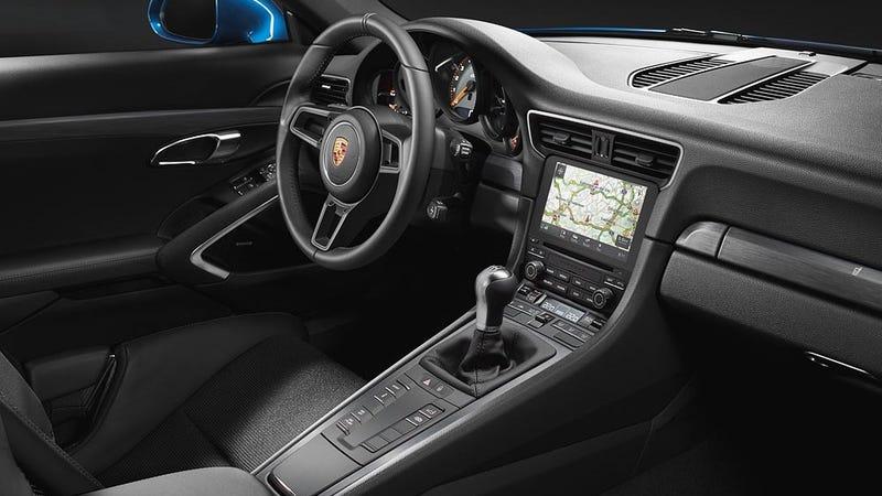 The 2018 Porsche 911 GT3. Image via Porsche