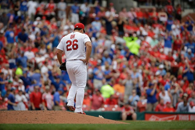 The Cardinals Lost Their 23rd Game